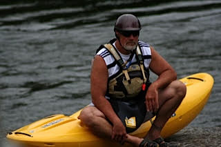 Bernie (Lead Safety Boater)