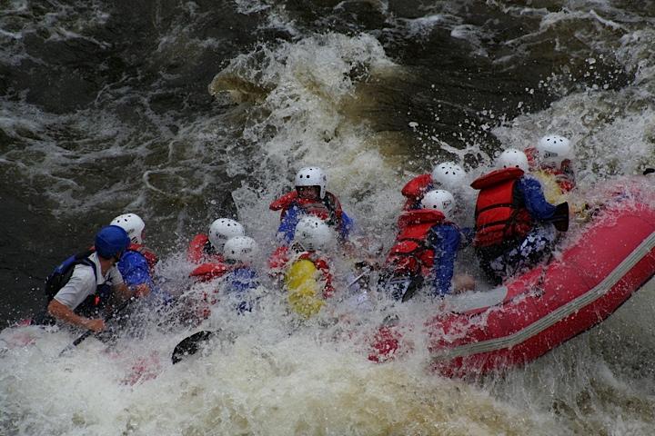 white water rafting watertown ny